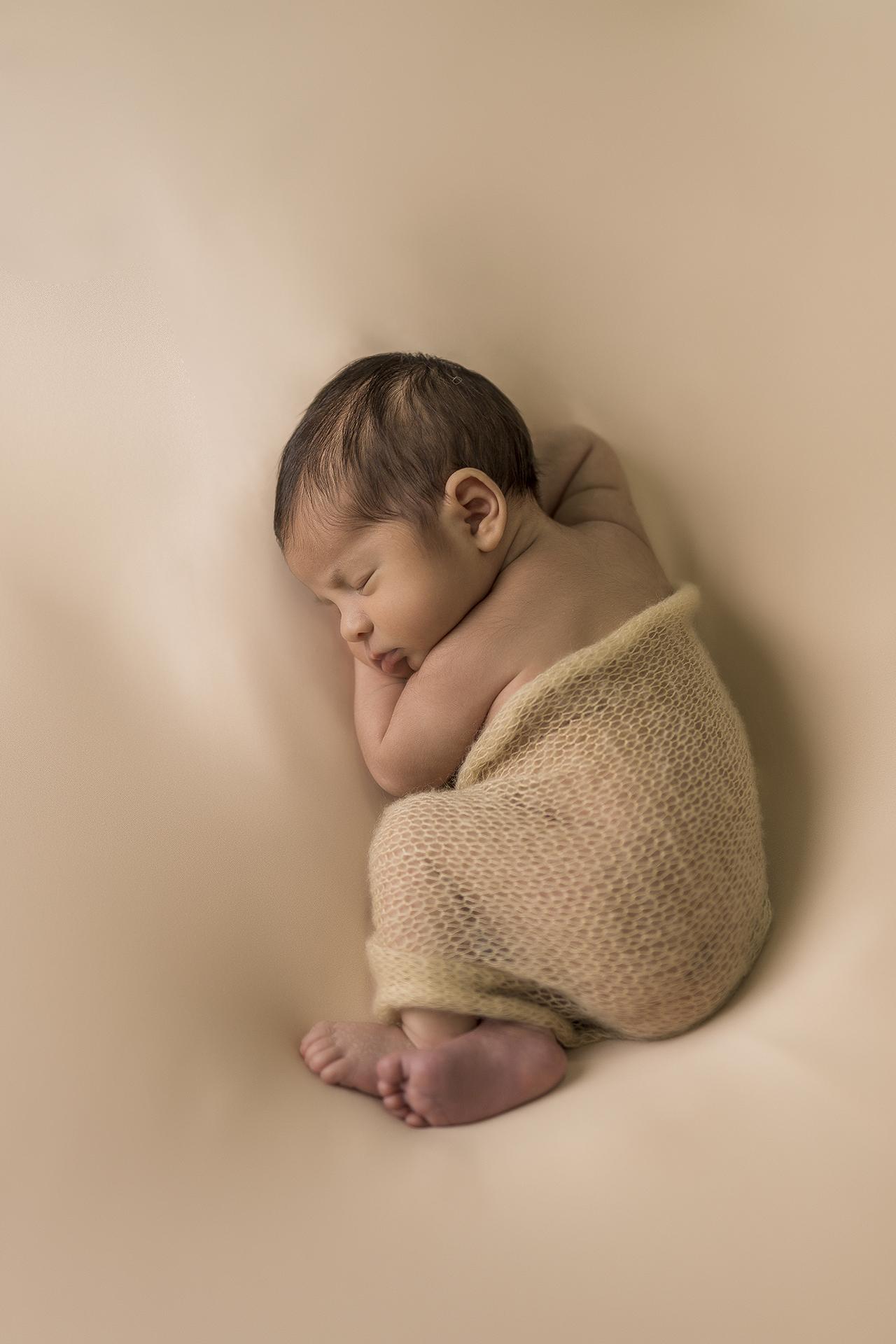 sesión recién nacido colmenar viejo