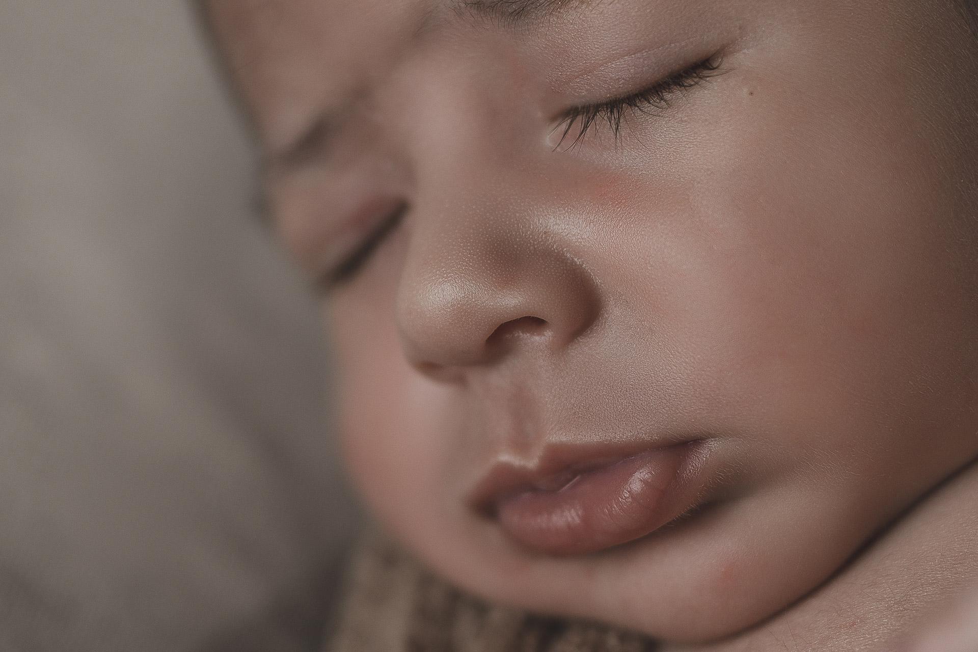 fotografía new born madrid
