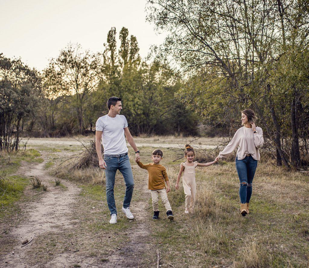 sesión familia
